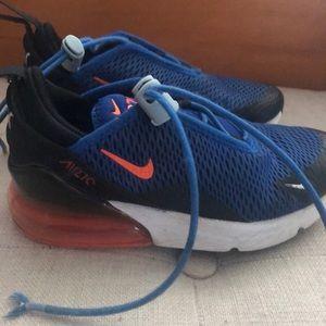 Boys Nike air max 270
